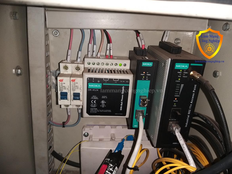 Truyền thông không dây cho PLC S7-1200, S7-1500
