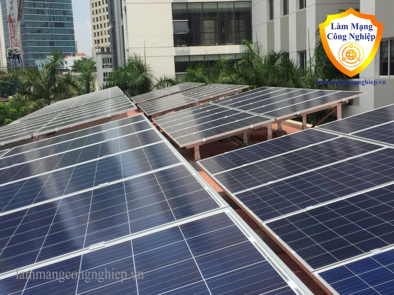 Giám sát Nhà máy Điện mặt trời