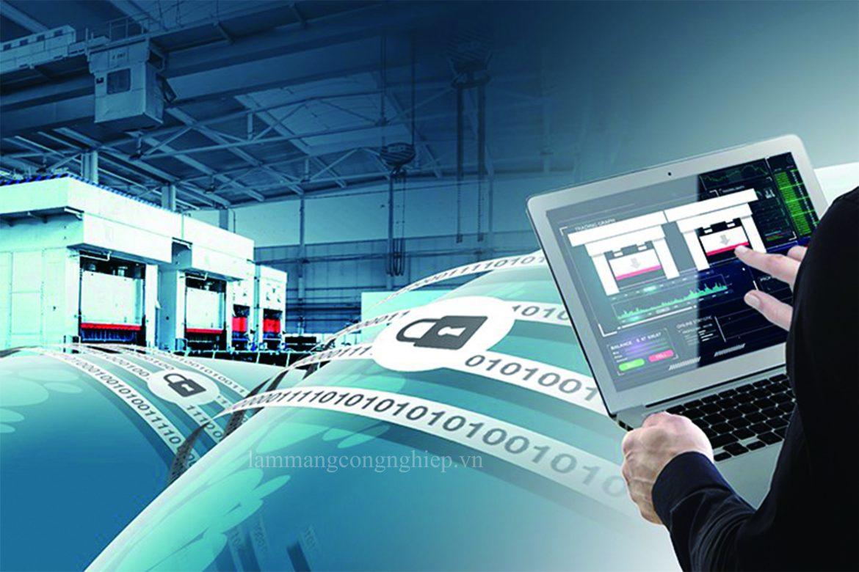 Truy cập cài đặt thiết bị PLC, I/O  từ xa dễ dàng và an toàn