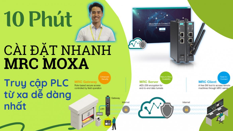 Cách cài đặt thiết bị truy cập điều khiển PLC Siemens, Mitsubishi từ xa | Phần 2 | Vlog 165